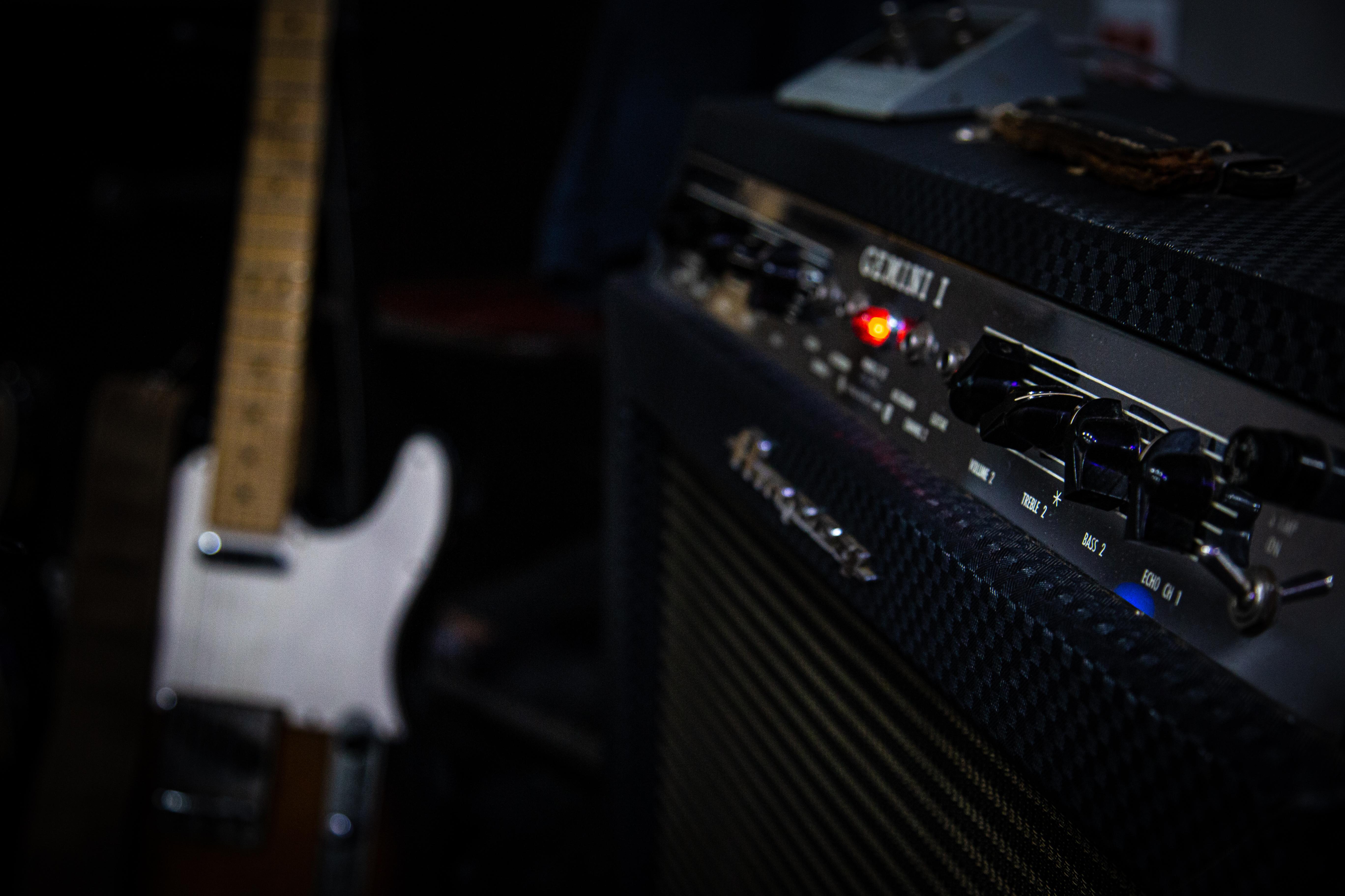 Memphis Magnetic Recording Co, Ampeg Gemini 1